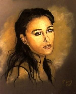 Monica Bellucci par pascou